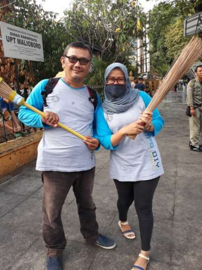Hari Bersih Malioboro