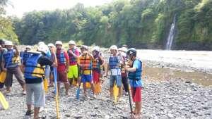Rafting Arus Progo