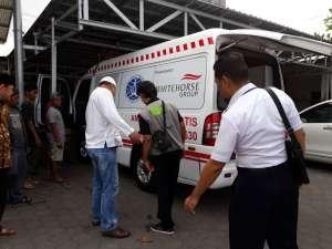 Penyerahan Pengelolaan Ambulance Gratis ASITA